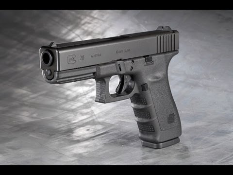 Glock 20 SF 10mm Auto Review Part 3: Range Report