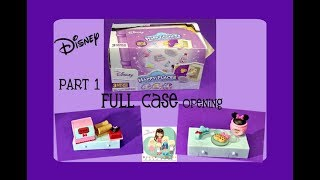 Disney Happy Places FULL BLIND BOX Opening Shopkins PART 1