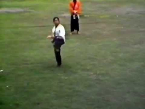 Pencak Silat Indonesia 1975 techniques part5 Image 1