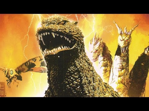 Godzilla Set To Return In 2016