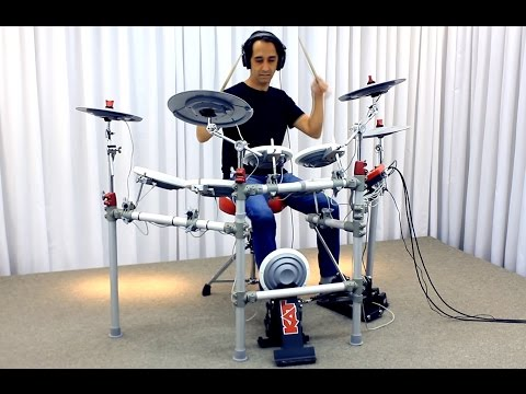 Bateria Eletrônica KAT KT3 Sound Check Electronic Drum Set
