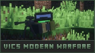 Minecraft: Tango Spotted! Vic's Modern Warfare 1.12.2 Mod Showcase