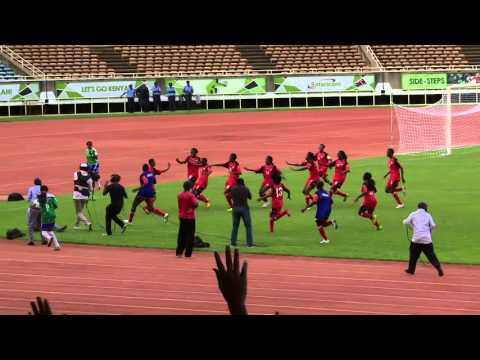 National women's football team qualifies for AFCON 2016