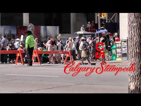 Calgary Stampede 2015 Vlog- Taking A Break [13]