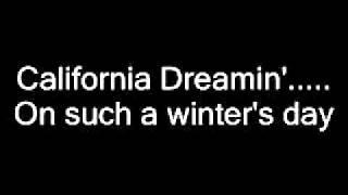 The Mamas The Papas California Dreamin 39
