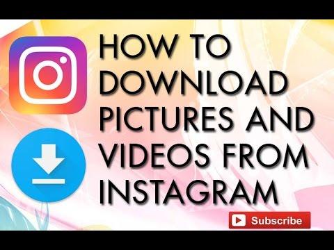 Download instagram videos - DreDown George Lamberis