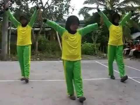 Senam Ceria Indonesia Baru Mis Tampang.flv video