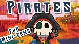 Minecraft Pirates: PvP Minigame #2