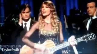 Watch Taylor Swift Monologue Song lalala video