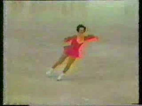 Dorothy Hamill - 1974 Worlds LP Video