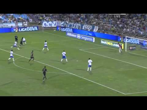 Xabi Alonso V Real Zaragoza 28 08 2011