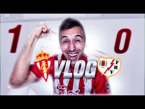 Sporting De Gijón 1-0 Rayo Vallecano