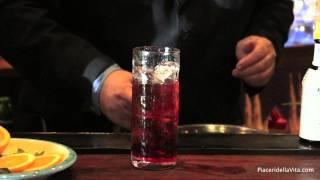I cocktail del piacere: L'Americano