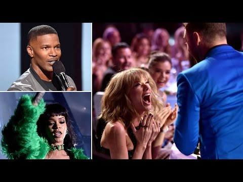 iHeartRadio Music Awards 2015: 5 OMG moments with Taylor Swift, Jamie Foxx and more