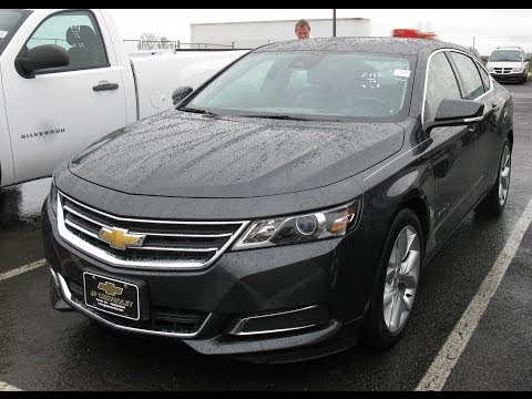 2014 Chevy Impala LT V6 Review