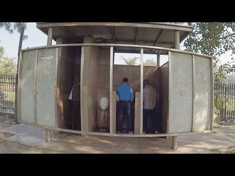 #3 Индия 2018.Туалет В Индии. Жесть на вокзале. Уличная еда