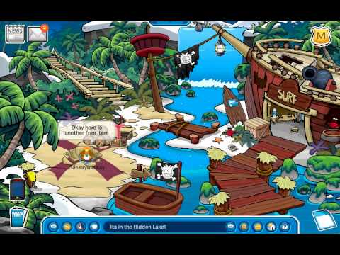 Club Penguin Adventure Party 2011 Cheats
