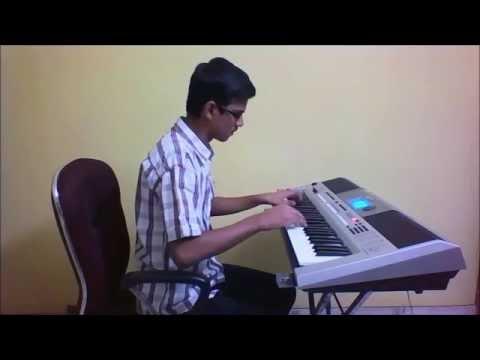 Lag Ja Gale - Woh Kaun Thi | Keyboard Cover