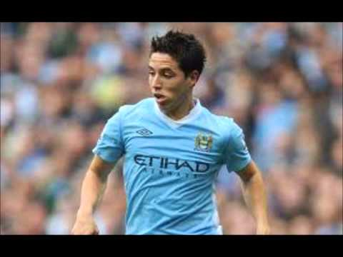 Samir Nasri Song - Manchester City/Arsenal