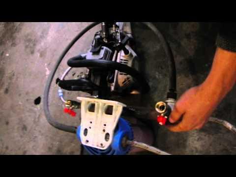Как сделать чтобы тихо работала бензопила