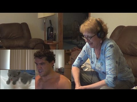 Mom Reacts To Her Son Masturbating video