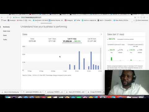 6 Sales on eBay UK in 1 Day and more on eBay SEO with My Proof