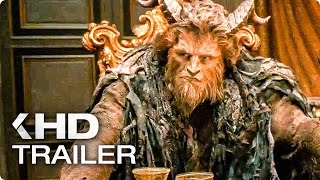 BEAUTY AND THE BEAST International Trailer 2 (2017)