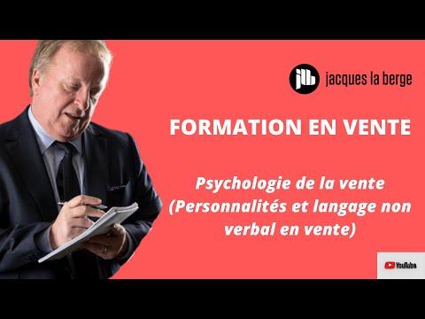 Jacques La Berge   Vente   Psychologie des ventes
