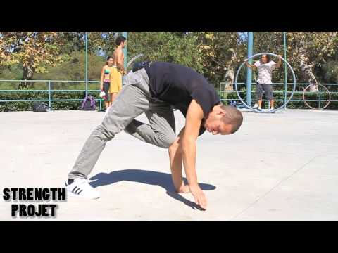 Como Hacer Air Baby Tutorial- Aprender Airbaby Breakdance video