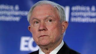 Sessions faces senators