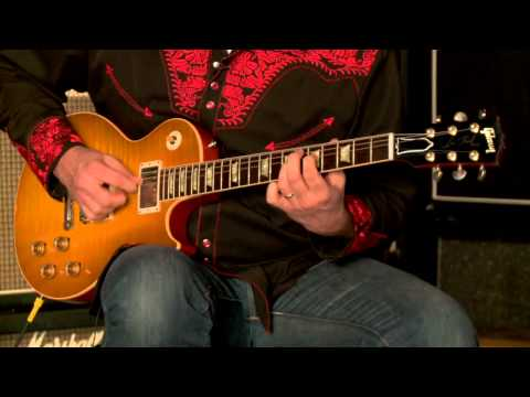 SOLD• Gibson Custom Shop Paul Kossoff 1959 Les Paul • SN: PK034