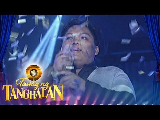Tawag ng Tanghalan: John Mark Saga continues his reign!