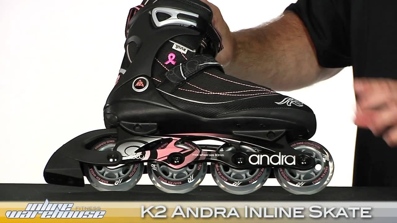 Inline Skates For Women k2 k2 Andra Inline Skate For