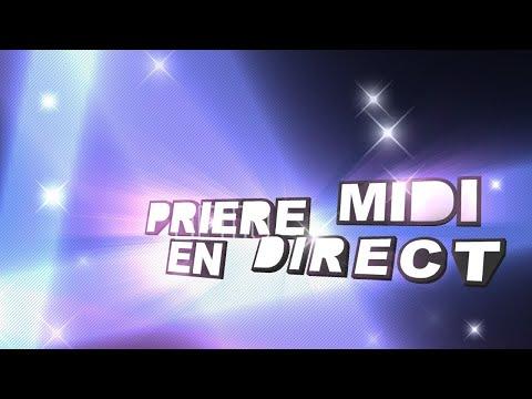 PRIÈRE MIDI - MOMENT DE PROTECTION - RADIO TABERNACLE DE LA GRÂCE - SAMEDI 5 DÉC 2020