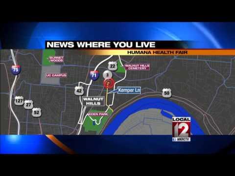 Humana hosts health fair in Walnut Hills