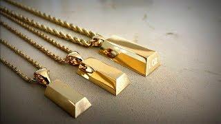 GOLD BARS!!! JACOJE