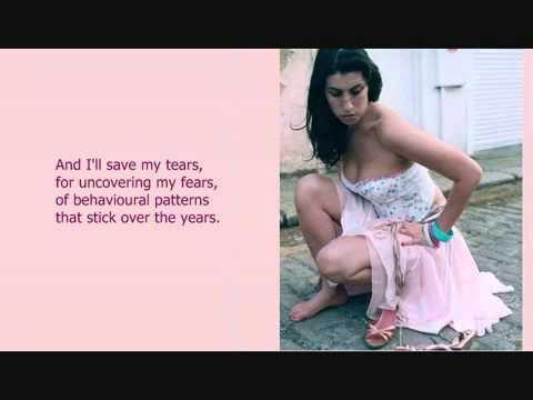 Amy Winehouse   What Is It About Men lyrics1
