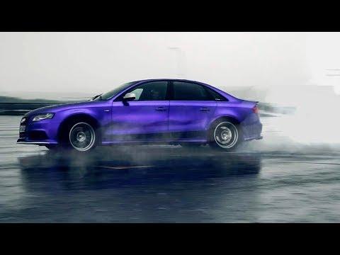 ЭТА АУДИ 3.0 УДИВИЛА даже БМВ X6M ! Быстрый дизель AUDI A4 vs BMW X6 M