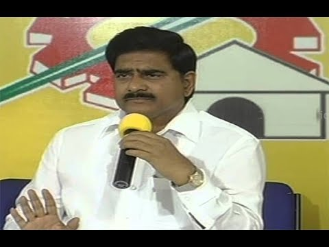 MInister Devineni Uma Press meet over YS Jagan attack controversy