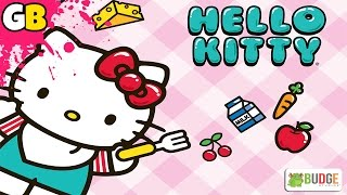 Hello Kitty Lunchbox – Food Maker (By Budge Studios) iPhone/iPad/iPod Touch Gameplay Video