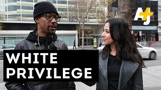 """45 Secs: Black Tells Mystery Meat-""""Nobody Gives A Fuck"""" (About White Privilege)"""