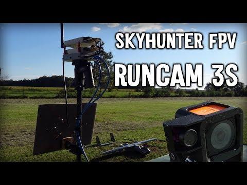 Runcam 3S, Flight Footage with the Skyhunter