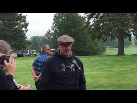 Jim Kelly Celebrity Golf Classic, Jim Kelly (6/5/17)