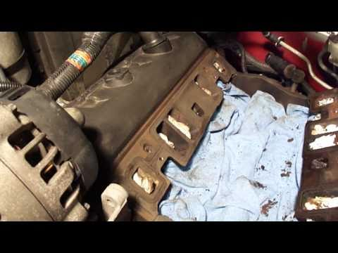 PART 3 of 5, 2001 Chevy Xtreme Blazer Anti-Freeze Leaking Intake Manifold Repair
