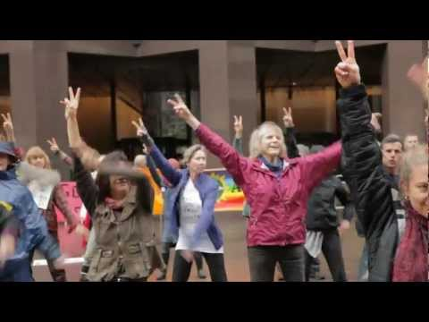 Embody the Movement — Occupy Wall St West