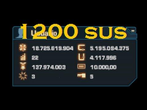 DarkOrbit Reloaded ESPECIAL 1200 suscriptores