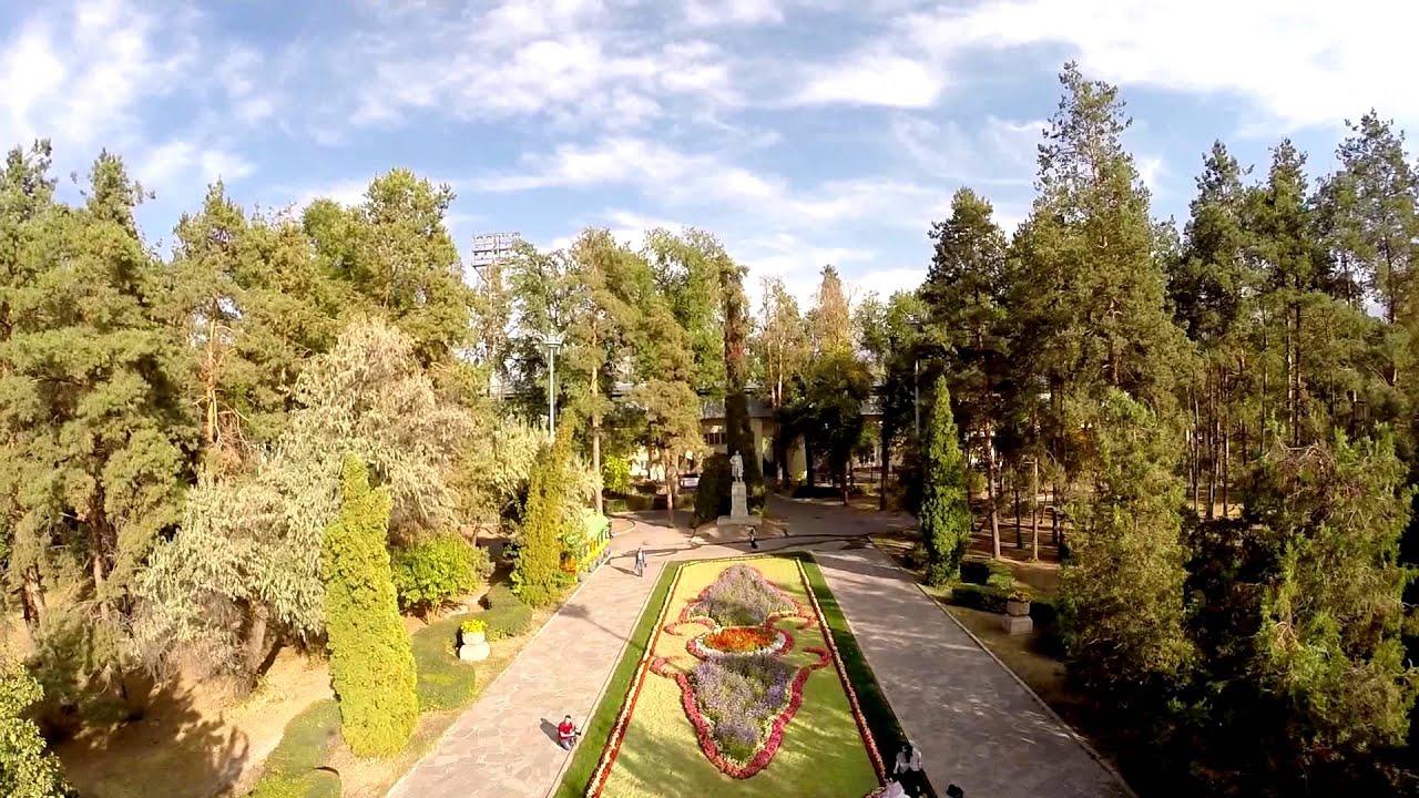 Алма-ата фото парк горького