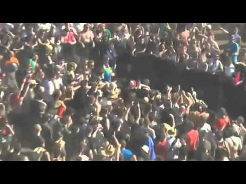 ENTER SHIKARI - Zzzonked [Live @ Rock'n'Heim. Germany. 2013]