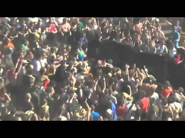 ENTER SHIKARI - Zzzonked [Live @ Rock'n'Heim. Germany. 2013]