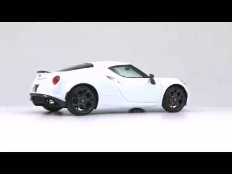 2016 Alfa Romeo 4C Video
